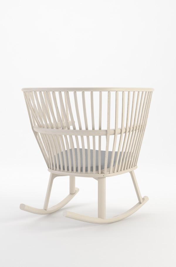 Guillaume sasseville product designer for Atelier st jean chaise bercante